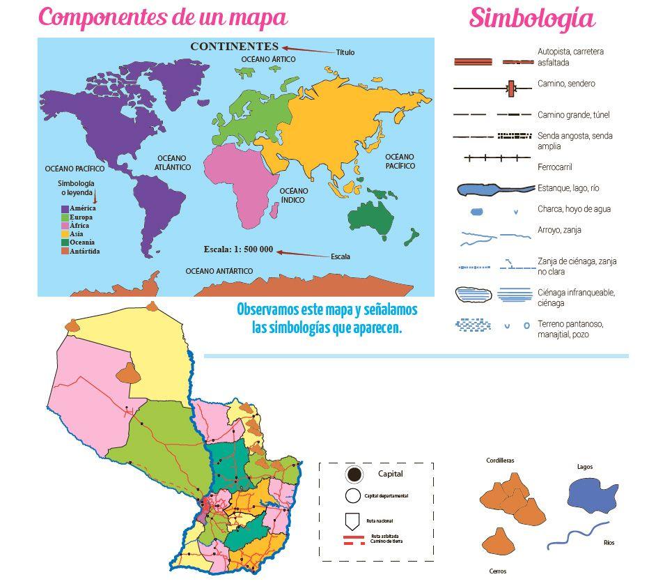 Leemos mapas - Política - ABC Color
