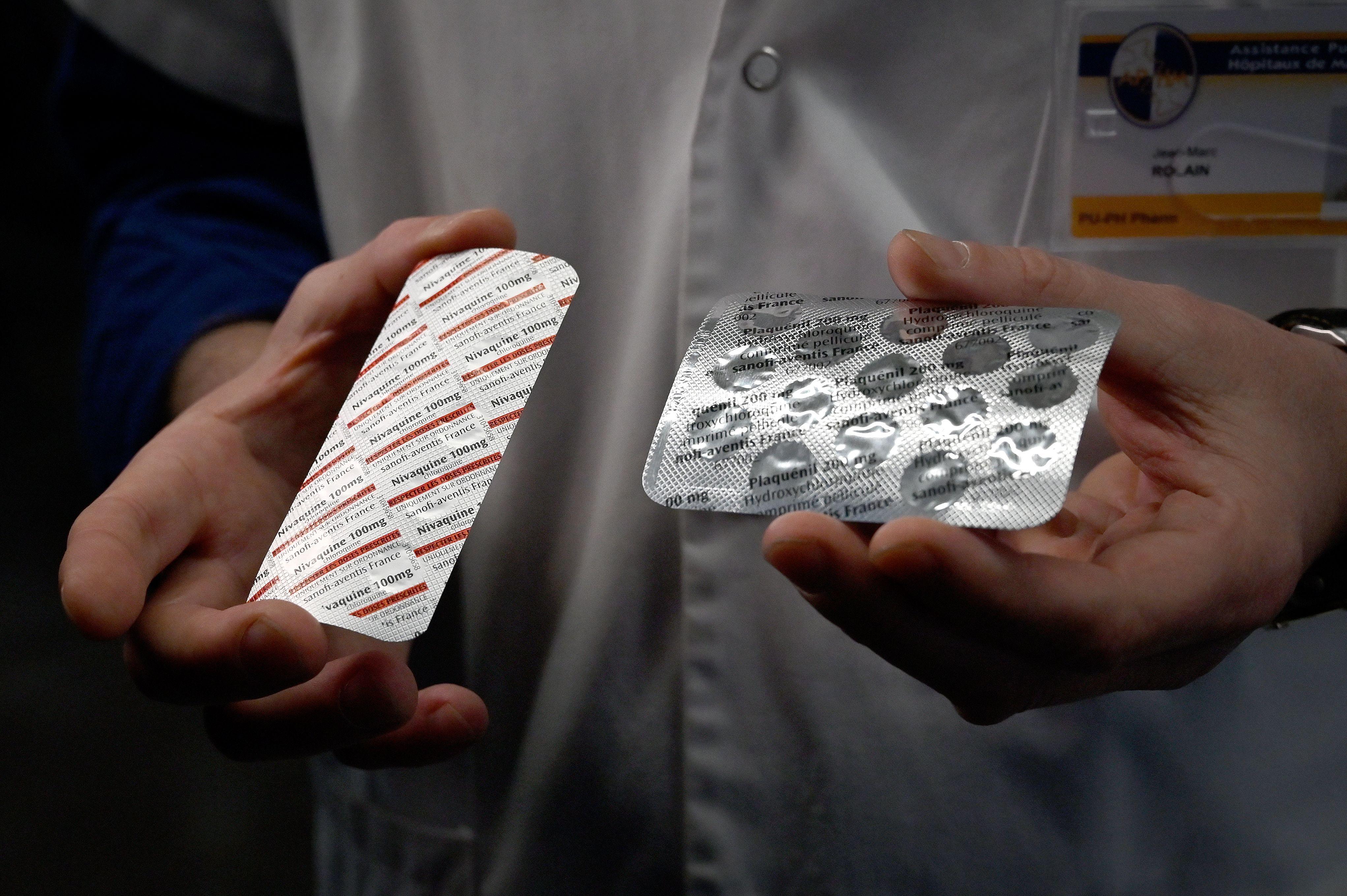 cloroquina 500mg pastillas