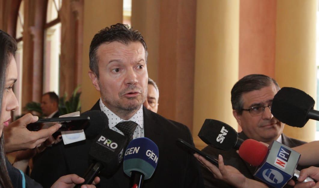 Carlos Arregui es nuevo titular de Seprelad - Nacionales - ABC Color